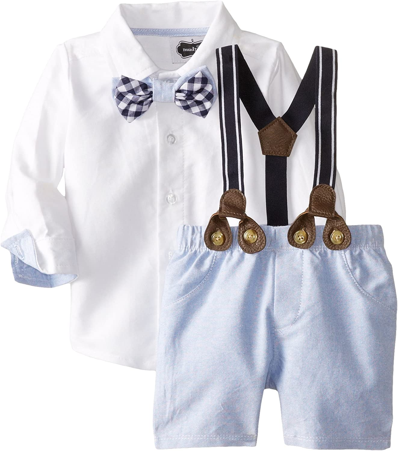 Mud Pie Toddler Boys Dress Suit Special Occasion