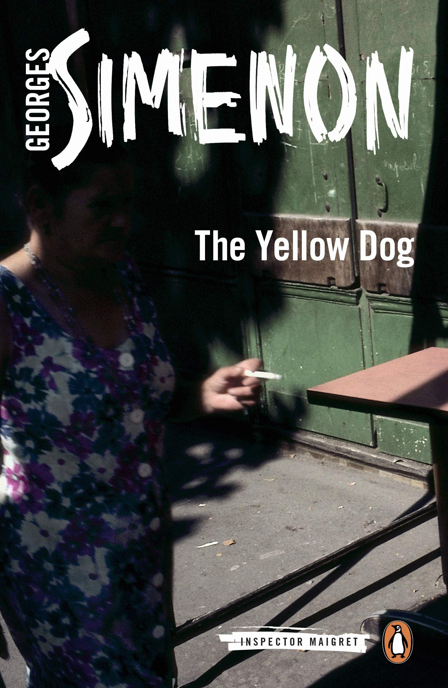 Image result for the yellow dog georges simenon