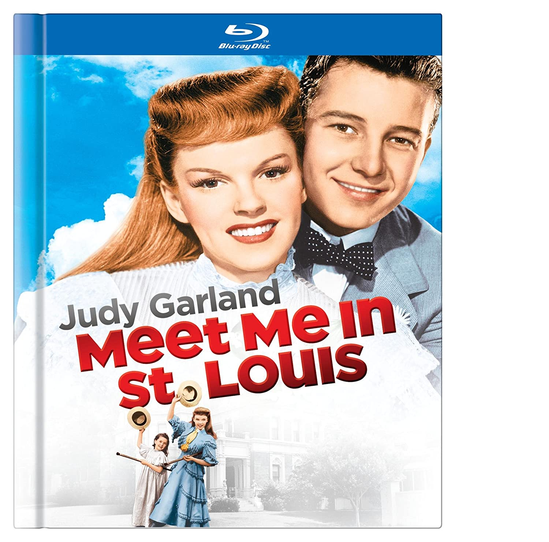 Amazon.com: Meet Me in St. Louis [Blu-ray]: Judy Garland, Margaret O ...