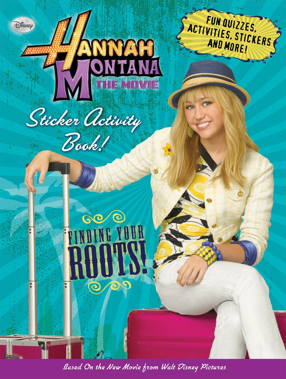 Finding Your Roots! (Hannah Montana the Movie) pdf