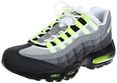 best website 78f30 146dc NIKE Air Max 95 OG Neon (554970-174) mens Shoes