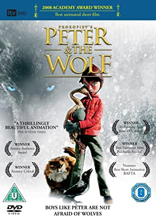 14e25685c1ae Peter And The Wolf  DVD   Amazon.co.uk  Suzie Templeton  DVD   Blu-ray