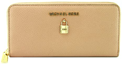 Michael Kors - Cartera para Mujer Beige Fawn Beige Large