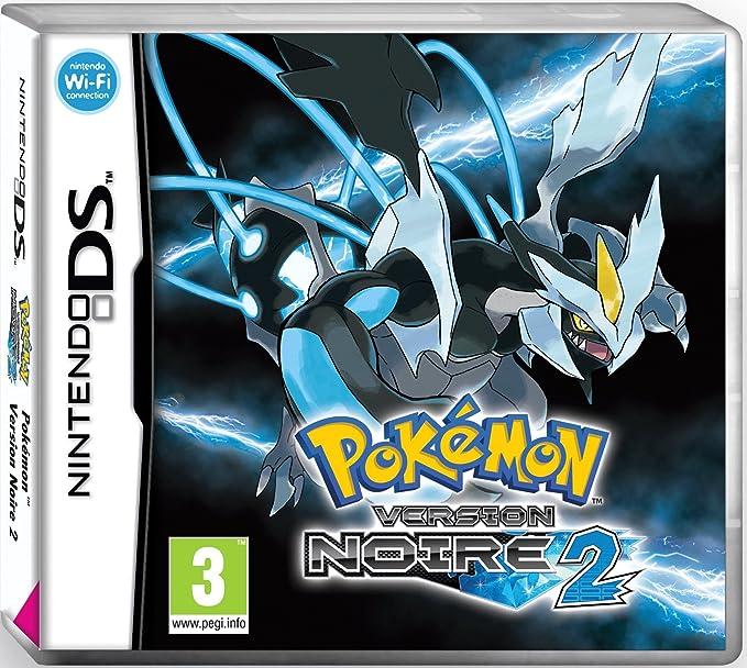 Pokémon version noire 2 [Importación francesa]: Amazon.es: Videojuegos