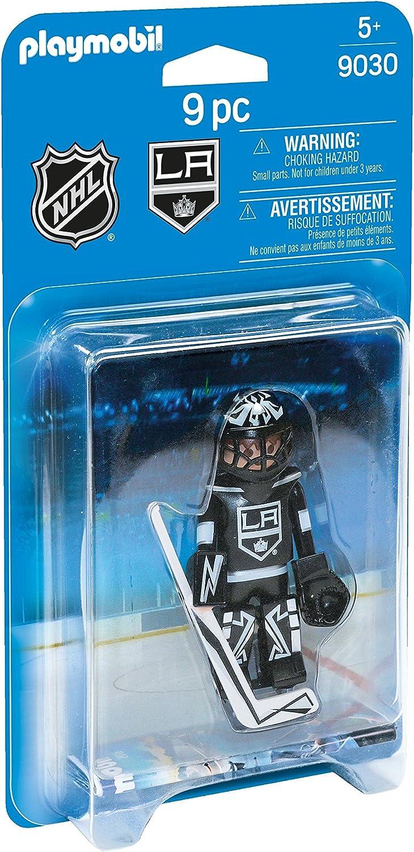 PLAYMOBIL NHL Los Angeles Kings Goalie