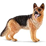 Schleich German Shepherd Toy Figure - Multi Color