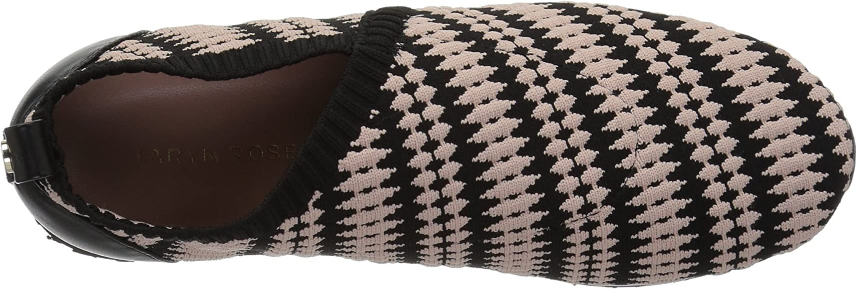 Taryn Rose Women's Caren Sneaker, Black