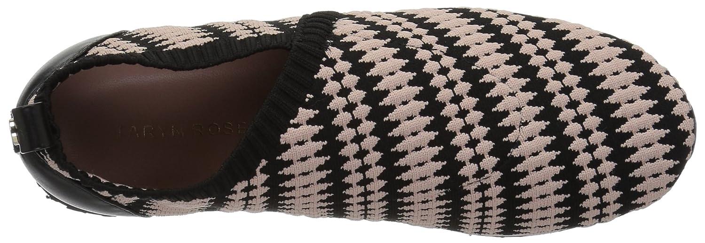 Taryn Rose Women's Caren Sneaker B079FBFX2K 6.5 M Medium US|Black/Chai