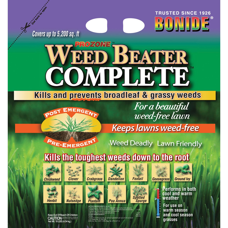Bonide 60476 5M Weed Killer Granules by Bonide