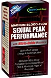 Applied Nutrition Magnum Blood-Flow Sexual Peak Performance, 40 CT (Pack of 3)