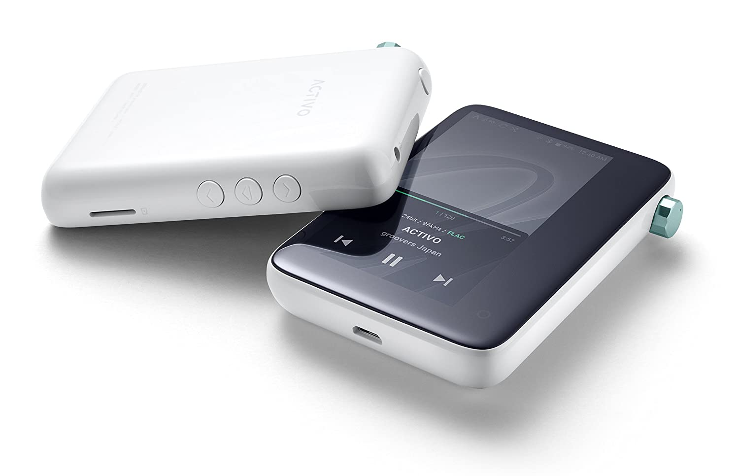 ACTIVO CT10 High-Resolution Portable Music Player