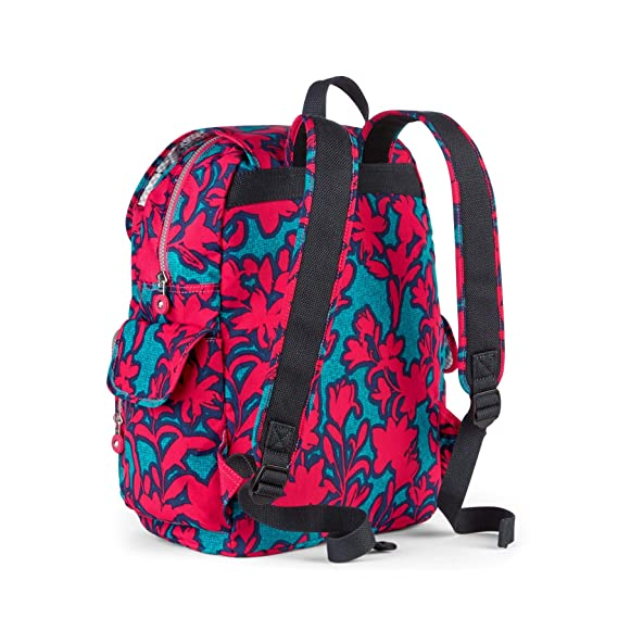 a4fe56356eb Kipling - CITY PACK L - Large Backpack - Funky Flow Pr - (Print):  Amazon.co.uk: Luggage