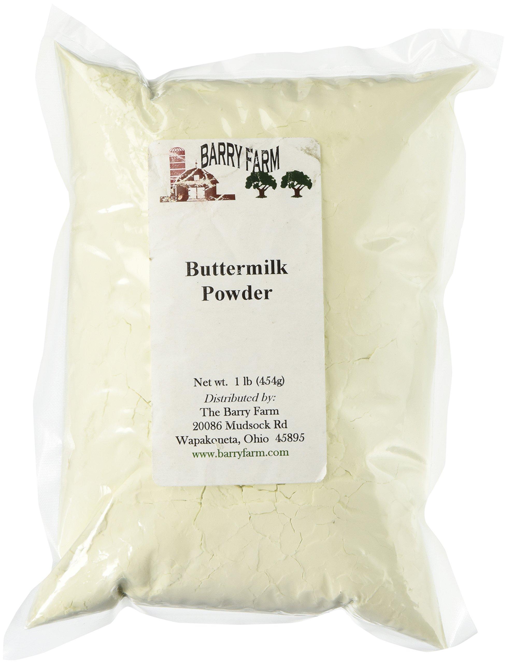 Buttermilk Powder, 1lb.