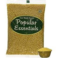 Popular Essentials Regular Moong Dal Split, 500g