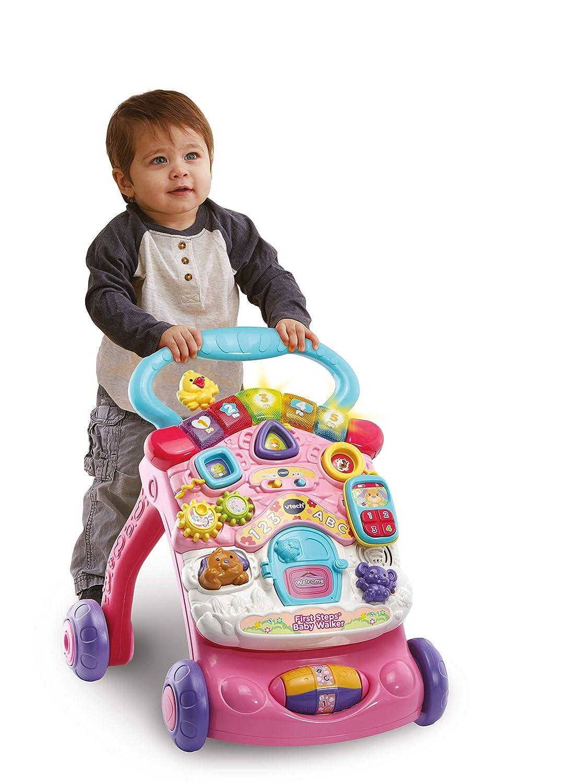 VTech First Steps - Correpasillos para bebé: Amazon.es: Juguetes y ...