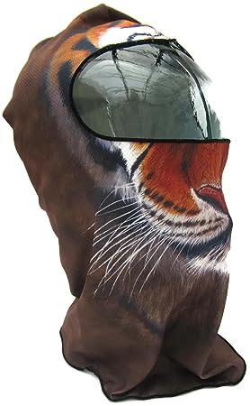 Cara/máscara - Hood rey silencioso diseño Lycra Super ...