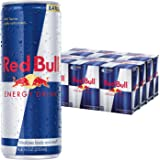 Red Bull Energy Drink, 8.4 Fl Oz Cans (6 Packs of 4, Total 24 Cans)