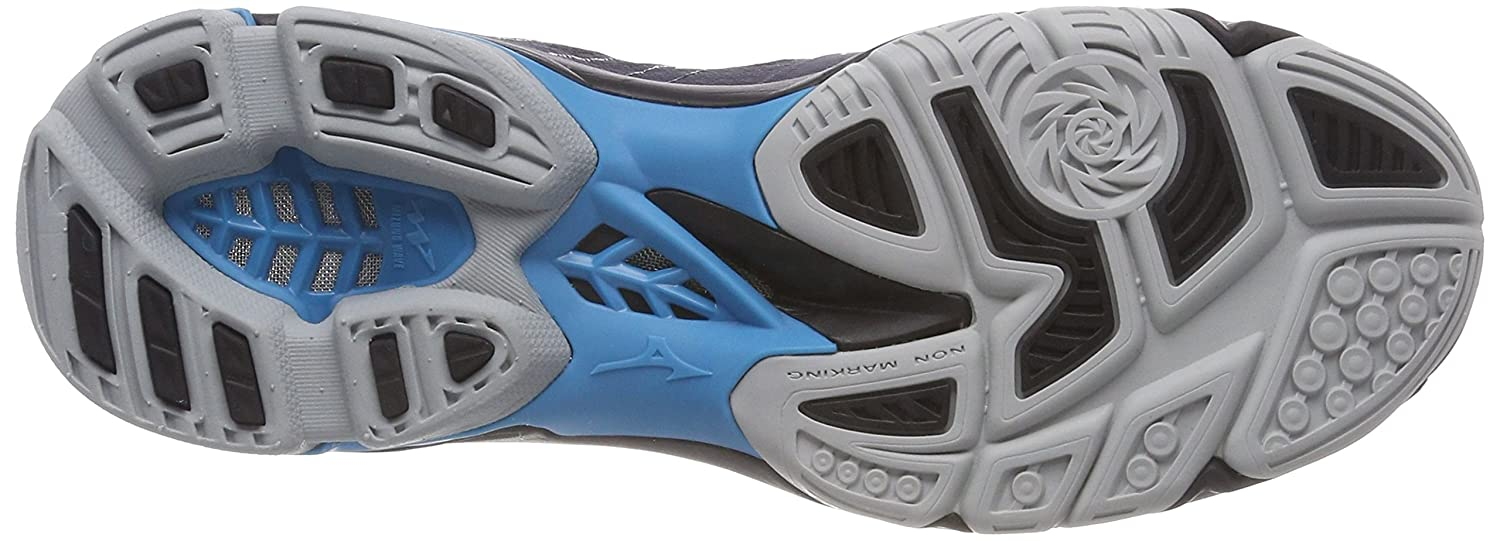 dc84c7e4f807 Mizuno Men s s Wave Lightning Z4 Mid Volleyball Shoes  Amazon.co.uk  Shoes    Bags