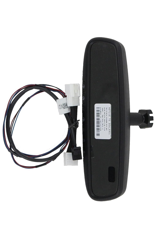 Genuine Mazda Accessories 0000-8C-R01 Mirror and Installation Kit