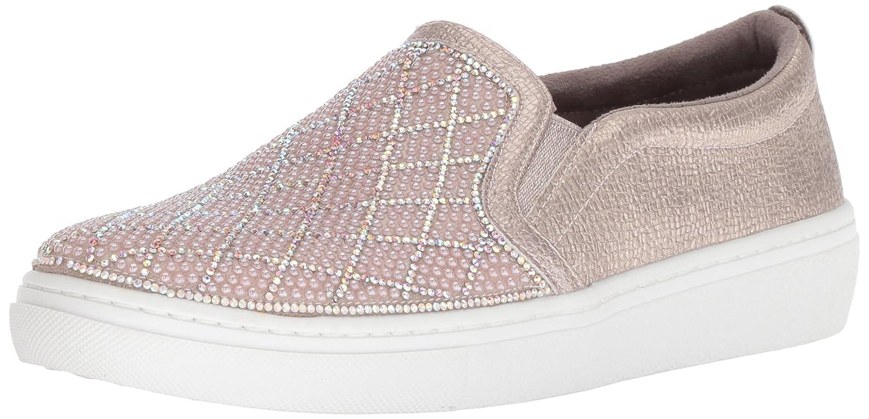 Skechers Women's Goldie-Diamond Darling Sneaker B0781Z5N23 6 B(M) US|Rose Gold
