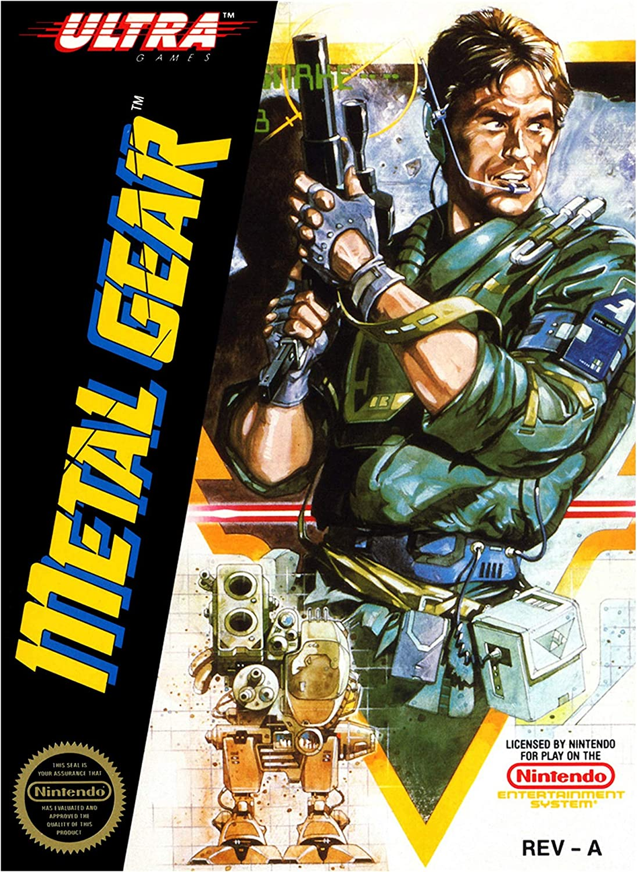 Amazon.com: Metal Gear: Video Games