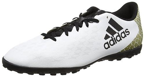 adidas X 16.4 Tf, Scarpe da Calcio Uomo, Bianco (Ftwr White