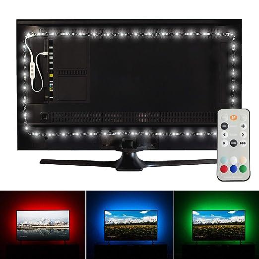 Amazon.com: Luminoodle Professional Bias Lighting for HDTV | fits 30