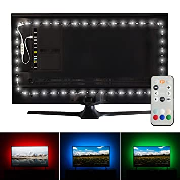 Amazoncom Luminoodle Professional Bias Lighting For Hdtv Fits 30