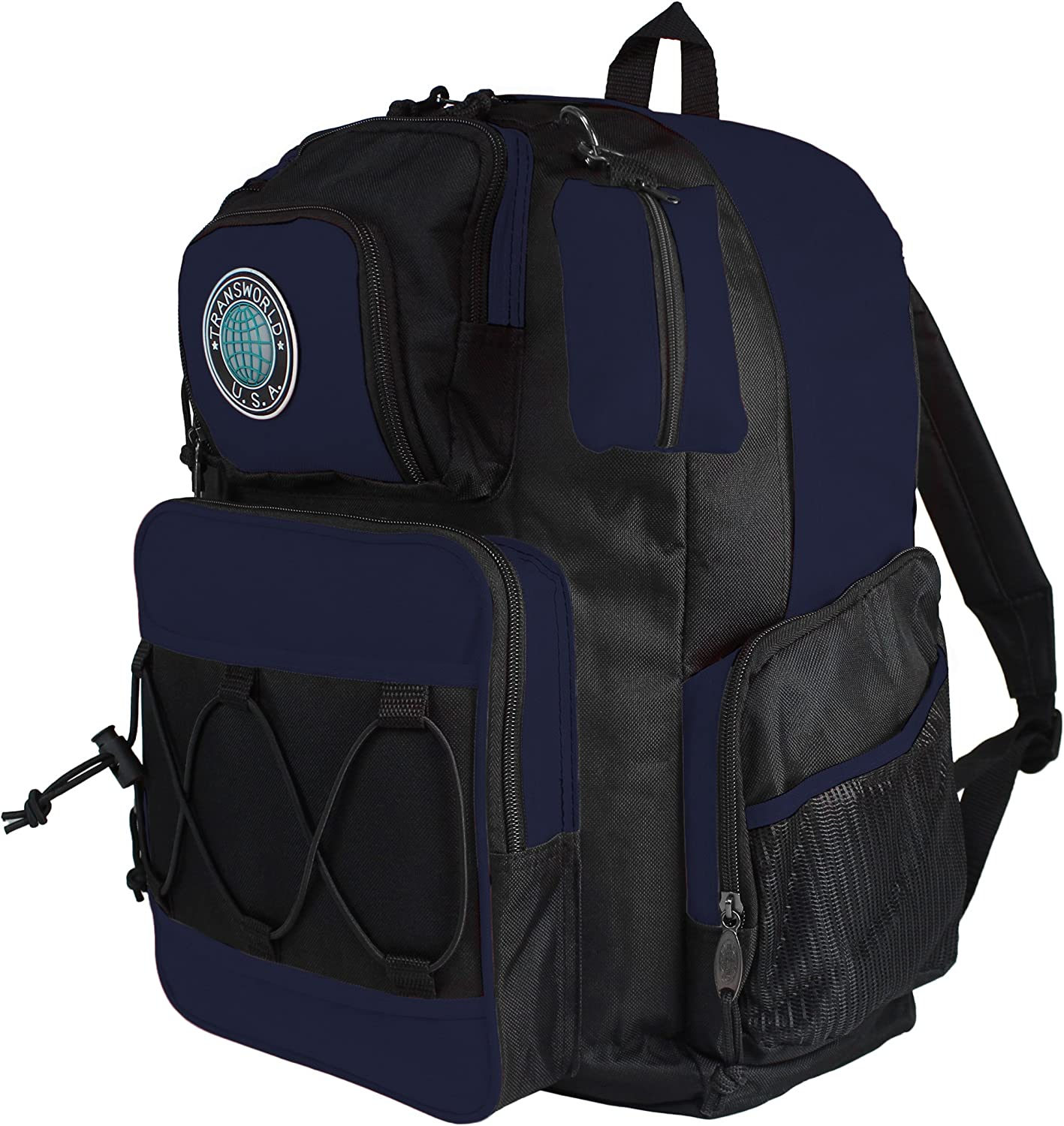 TRANSWORLD All Inclusive 16-inch Backpack