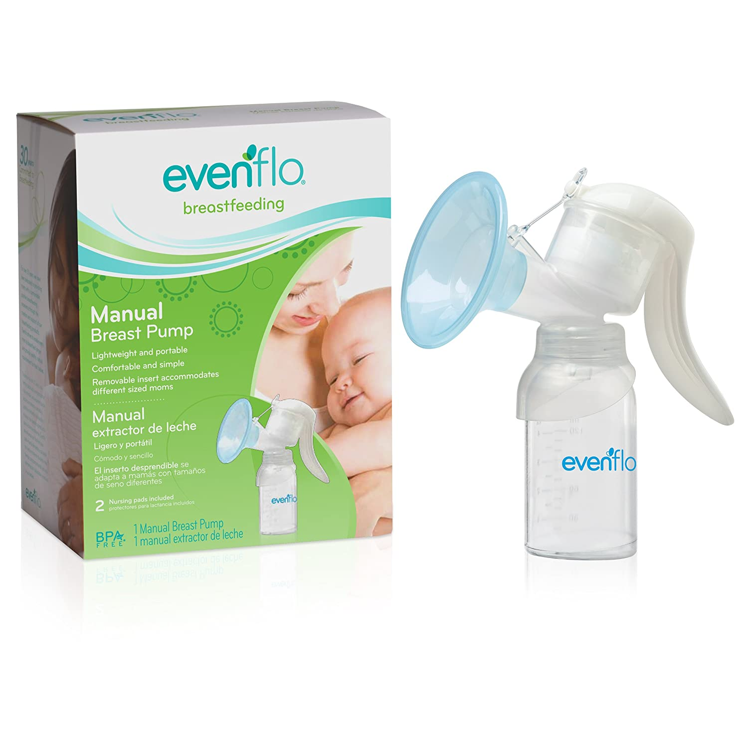 What Is The Best Manual Breast Pump For Mothers -3520