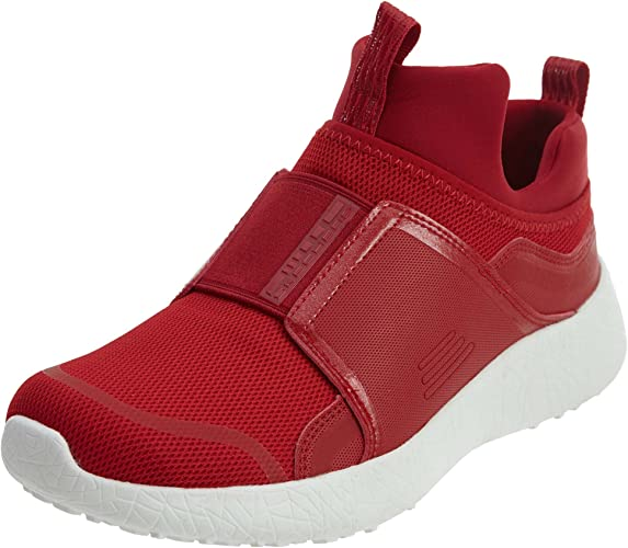 skechers shoes red