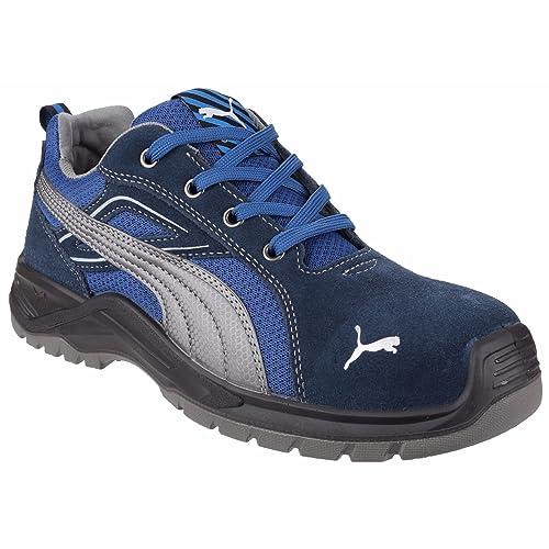 Puma 643610.44 Omni Sky Low Safety Shoe S1P SRC, Size 44