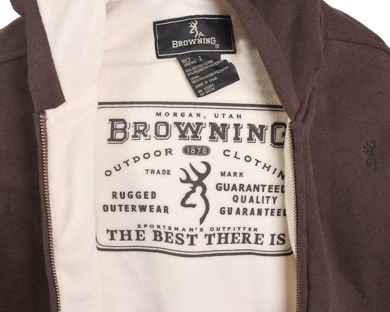 Browning Felpa con cappuccio Maniche lunghe ragazzo