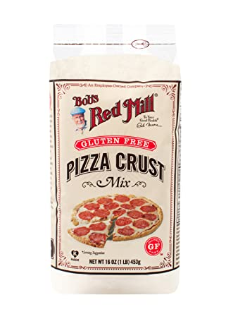 Mezcla de corteza de pizza sin gluten: Amazon.com: Grocery ...