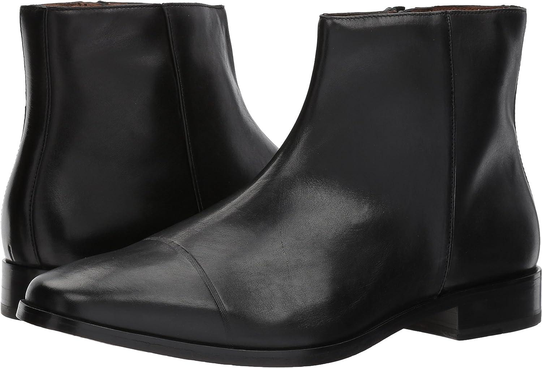 Ben Sherman Mens Fredrick Zip Boot Fashion