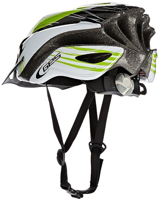 Manufacturas GES H401Q10 - Casco de Ciclismo Rocket, Color Negro/Gris, Talla M: Amazon.es: Deportes y aire libre