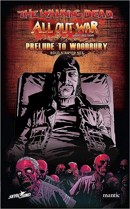 The Walking Dead - Prelude TO Woodbury - Solo Starter Set - MANTIC Games: Amazon.es: Juguetes y juegos
