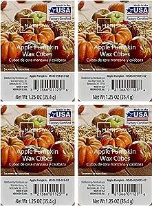 Mainstays Apple Pumpkin Wax Cubes - 4-Pack