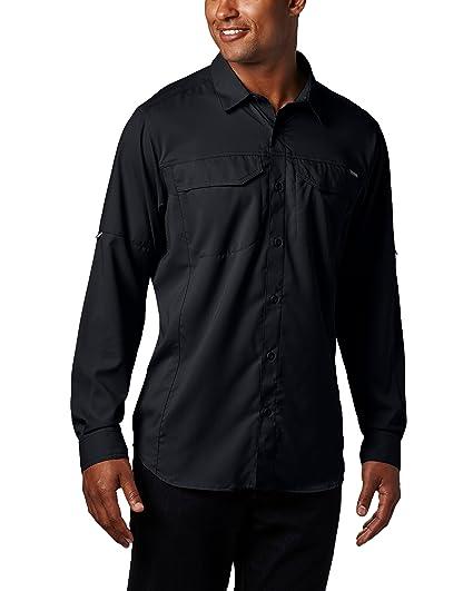 c984d3234ae Amazon.com  Columbia Men s Silver Ridge Lite Long Sleeve Shirt