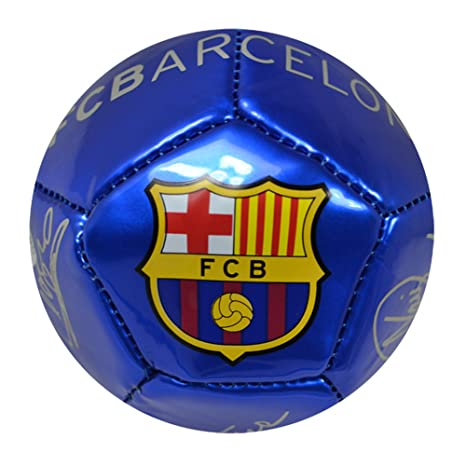 BALON FC BARCELONA MINI: Amazon.es: Bebé