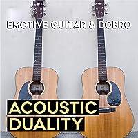 Acoustic Duality: Emotive Guitar & Dobro