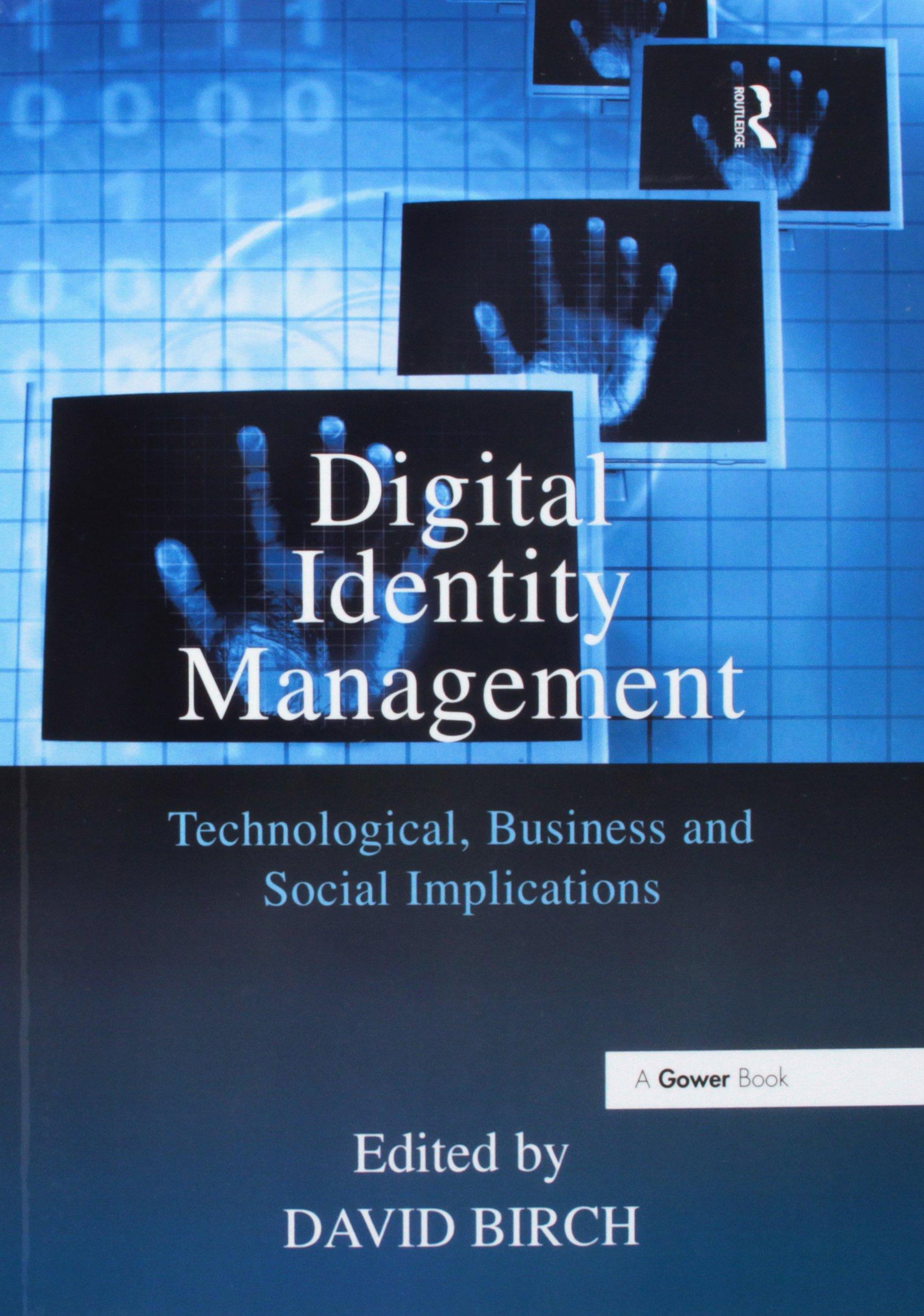 Digital Identity Management por David Birch