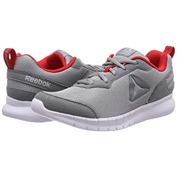 Reebok Grey Ad Swiftway Run Running Shoes