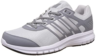 online store 5142d ed421 adidas Mens Duramo Lite Running Shoes, (Clear Matte SilverGrey), 6