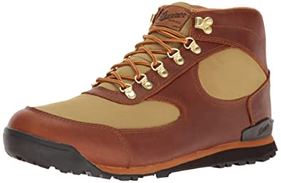 Men's Jag Brown/Khaki Hiking Boot