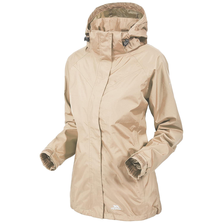 Trespass Womens/Ladies Charge Waterproof Shell Jacket