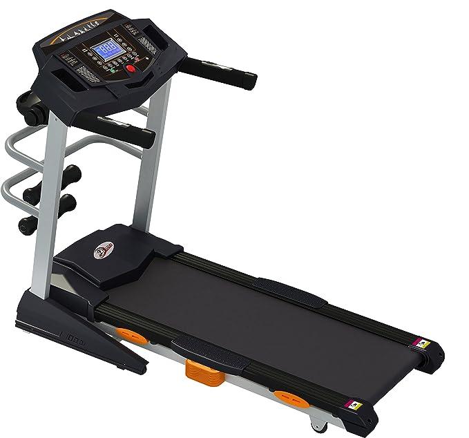 Durafit Heavy Hike Multifunction Treadmill Treadmills at amazon