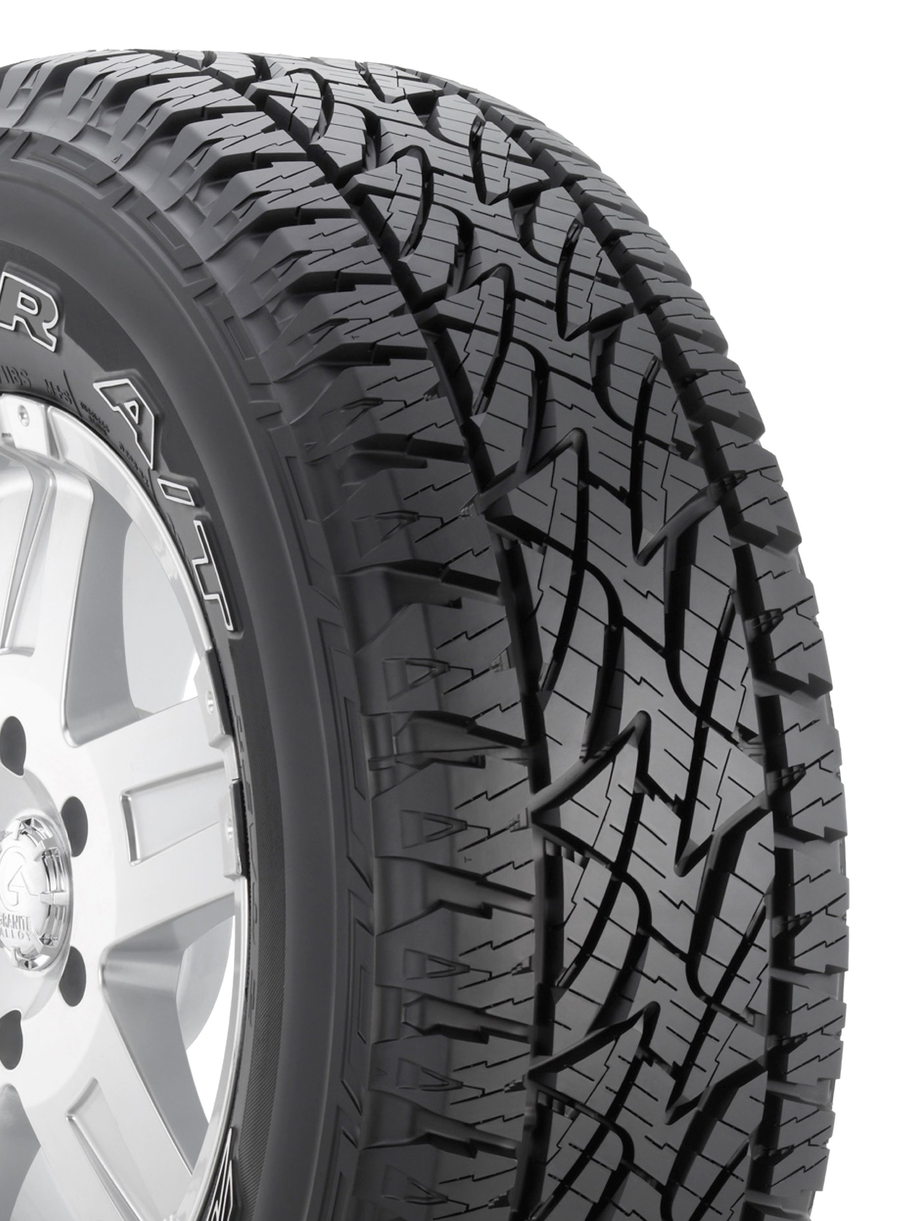 Bridgestone Dueler A/T REVO 2 All-Season Radial Tire - 275/65R18 114T by Bridgestone (Image #1)