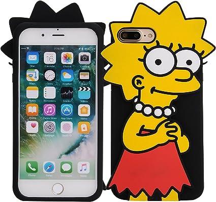 Amazon Com Iphone 7 Plus Case Iphone 8 Plus Case Phenix Color 3d Cute Cartoon Soft Silicone Hello Kitty Gel Back Cover Case For Apple Iphone 7 Plus Iphone 8 Plus 5 5 Inch 21