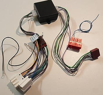Ficha ISO Radio ai350zbz Nissan 350z Murano AP04 con amplificador Bose – ADNAuto